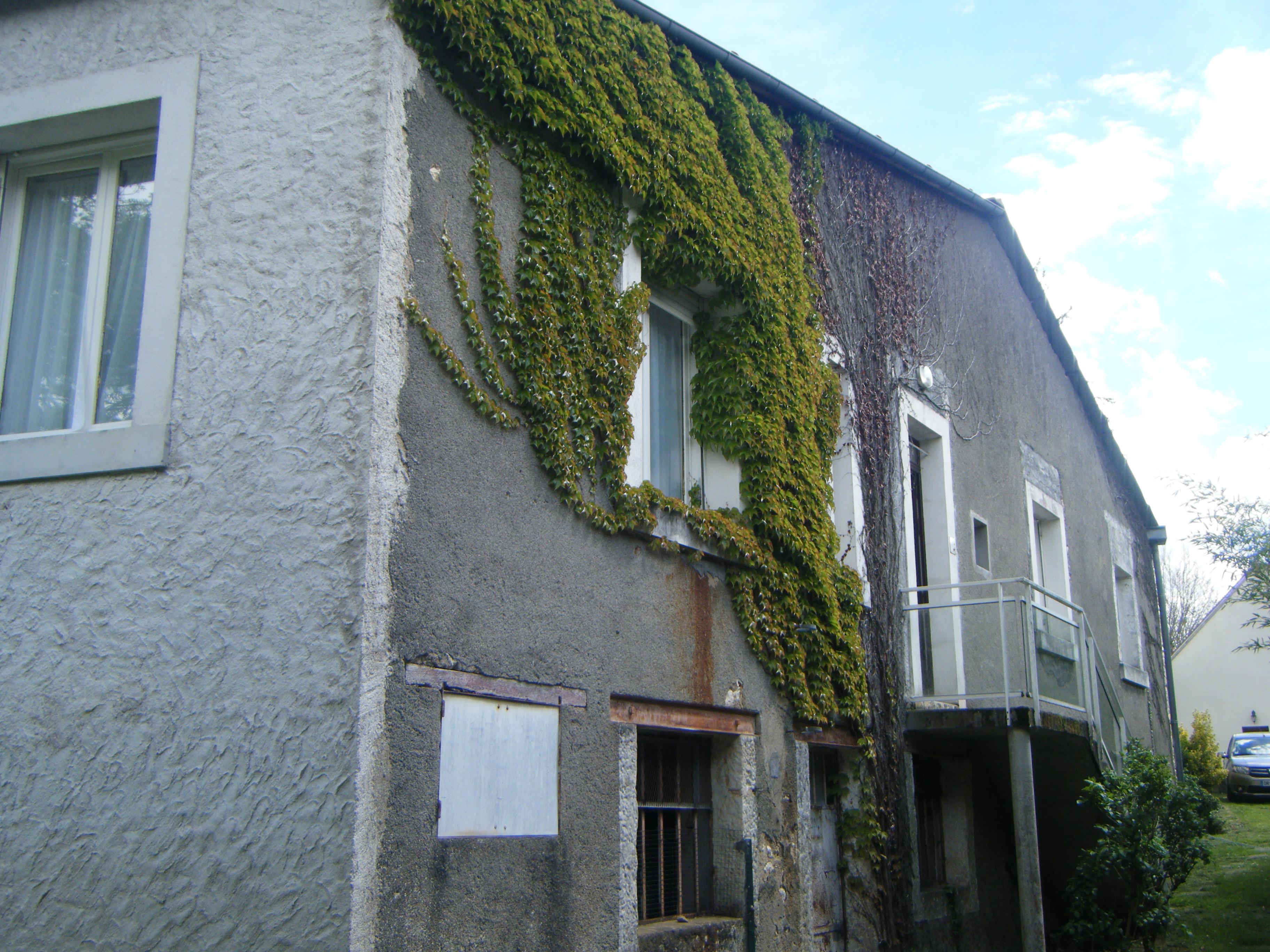 Maison en bords de Creuse