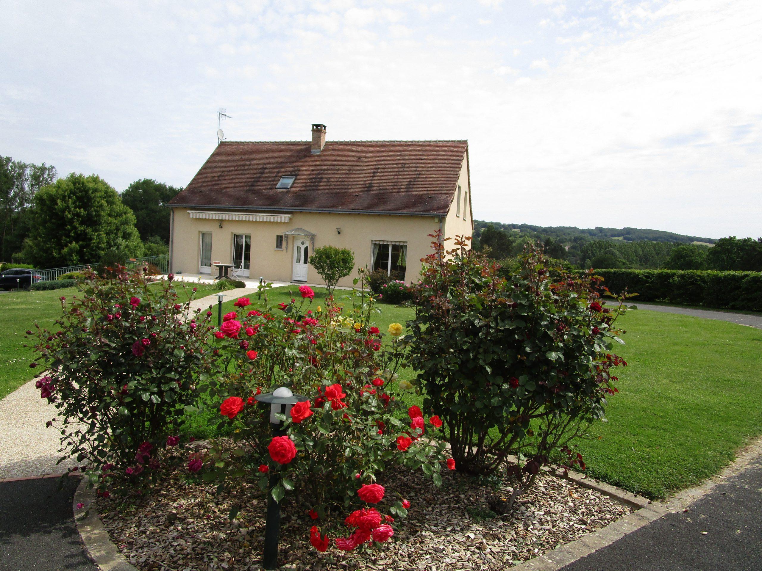 Magnifique Maison dans son parc à 7 minutes du centre d'Argenton